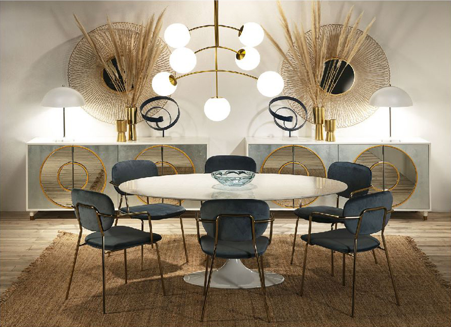 taula menjador cadires
